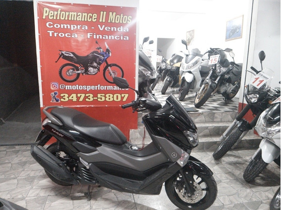 Yamaha Nmax 2018 16.000 Km Financiamos Ate 36x