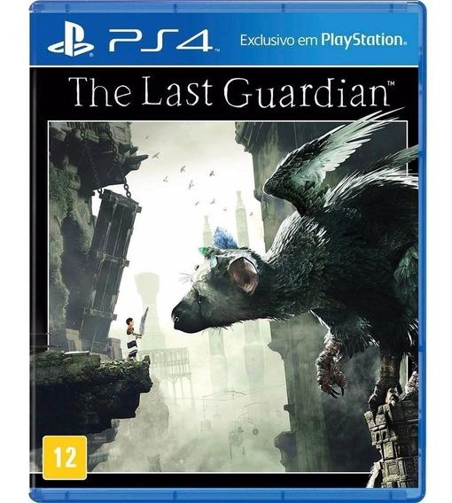 The Last Guardian Em Português Ps4 - Mídia Física Lacrado!!!
