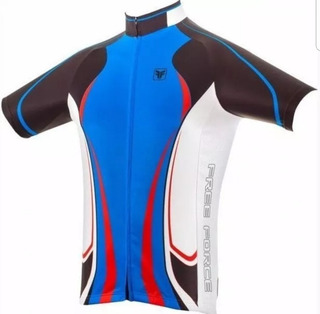 Camisa Ciclismo Free Force Fate
