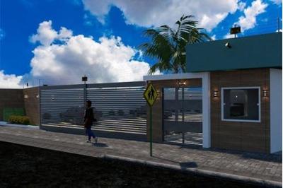 (ref: 4870) Casas Em Condomínio - Itanhaém/sp - Palmeiras