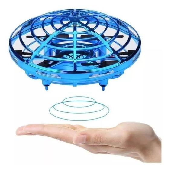 Mini Drone Voador Infantil Sensor Flying Promoção