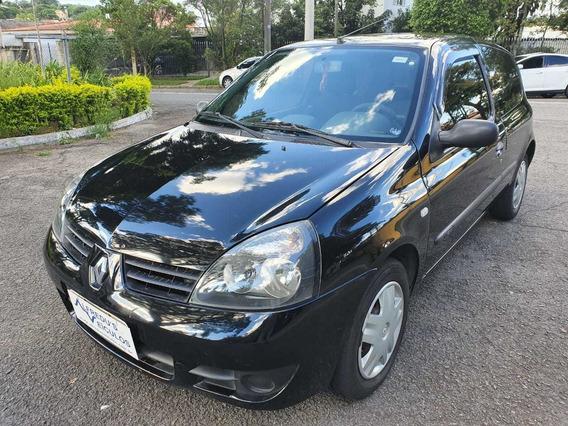 Renault Clio Campus 1.0 Flex Único Dono 2011