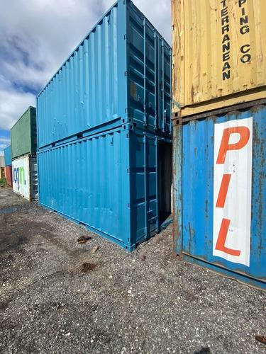 Contenedores Marítimos Containers Nacionalizados 20' / 40'