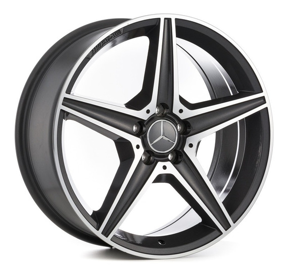 Roda Mercedes Benz C250 Amg 2.0 / Aro 17x8 / (5x112)