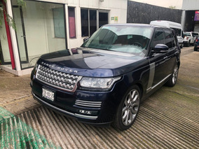 Land Rover Range Rover 5.0l Autobiography At 2015