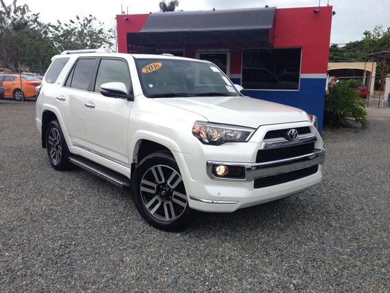 Toyota 4runner Limited Blanca 2016