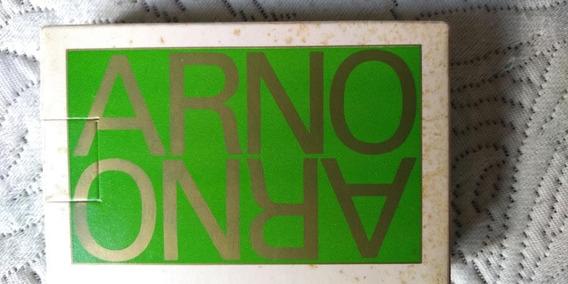 Baralho Cartas Copag Promocional Arno Anos 70/80
