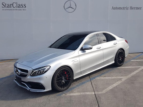 Mercedes-benz C Class 4p C 63 Amg S V8/4.0/t Aut