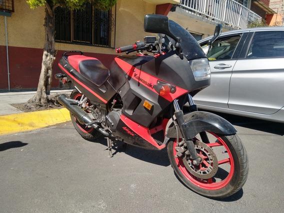 Kawasaki 250-ex