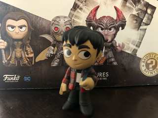 Funko Mystery Minis Justice League Barry Allen