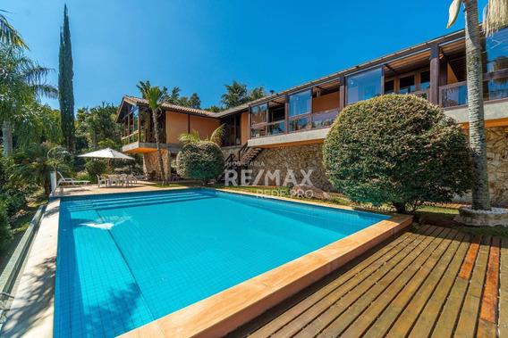 Casa Com 3 Dormitórios À Venda, 524 M² Por R$ 2.200.000,00 - Condomínio Santa Fé - Vinhedo/sp - Ca6872