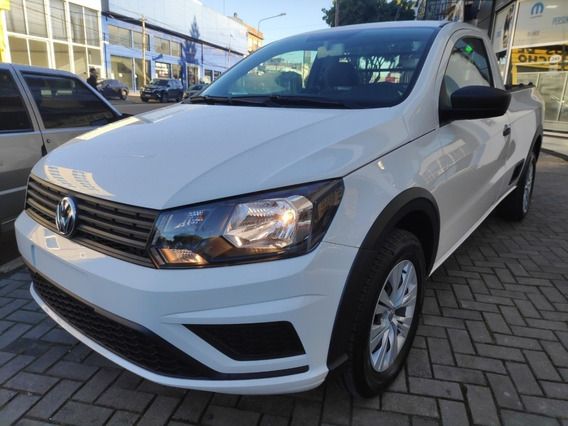 Volkswagen Saveiro 1.6 Gp Cs 101cv Safety 2019 0 Km 1