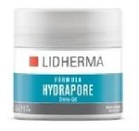 Lidherma Hydrapore Crema Gel Hidratante Hialuronico Belgrano