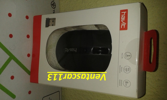 Mouse Inalambrico Havit Hv-ms989gt Black