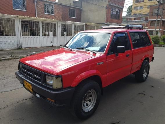 Mazda B2000 Coupe 1988