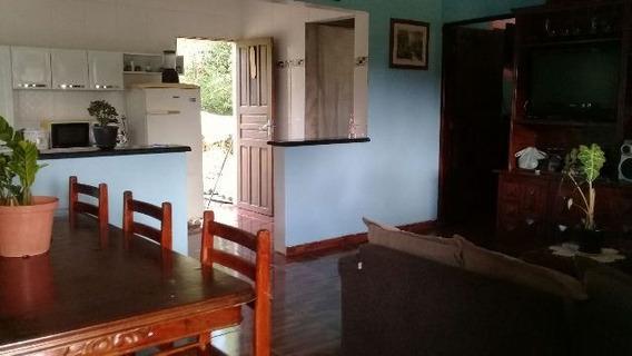Casa No Jardim São Fernando, Em Itanhaém, Litoral Sul De Sp