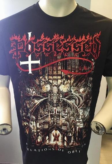 Possessed Revelations Of Oblivion T-shirt Merch Official Imp