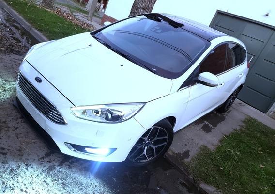 Ford Focus Iii 2.0 Sedan Titanium Mt 2016