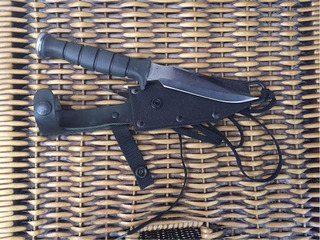 Faca Spec Plus Ranger Spc-23 Ontaria Usa Antiga Leia