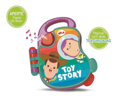 Imagem 1 de 2 de Meu Livrinho Sonoro - Toy Story Baby - Elka
