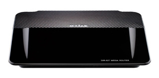 Router D-link Dir-827 Wifi 600mbps 4 Rj45 Gigabit Usb 3.0 Sd