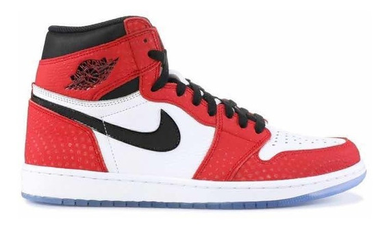 Air Jordan 1 Spider-man Originales Y En Caja