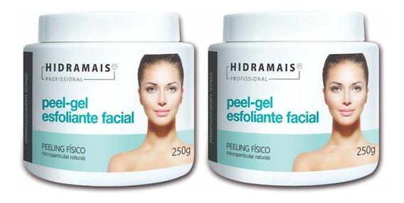 Esfoliante Facial Peel-gel 250g Hidramais - 2 Unidades