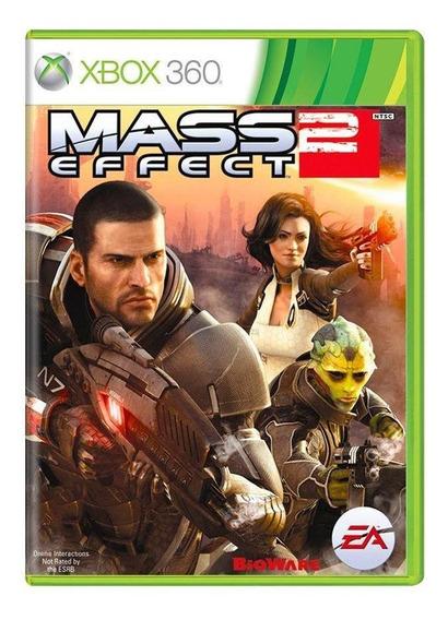 Mass Effect 2 Xbox 360 Mídia Física