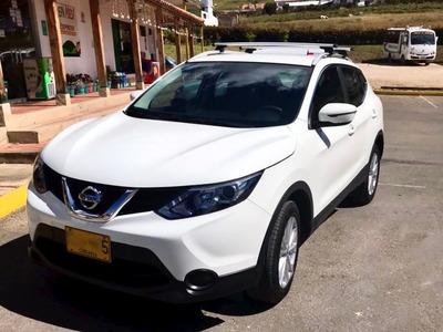 Nissan Qashqai Año 2017 Excelente Estado