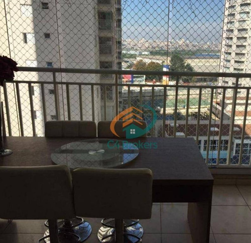 Apartamento À Venda, 128 M² Por R$ 950.000,00 - Vila Leonor - Guarulhos/sp - Ap0558