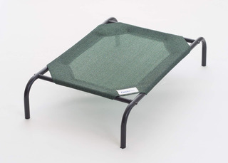 Gale Pacific Coolaroo Elevated Pet Bed With Knitted Fabric,
