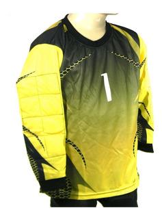 Camisa Goleiro Lince Heroes Amr Infantil Tam: 8-10-12-14
