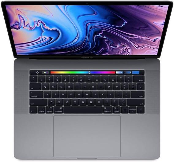 Macbook Pro 15.4 Touch I7-quad 16gb 512ssd A1707 Semi Novo