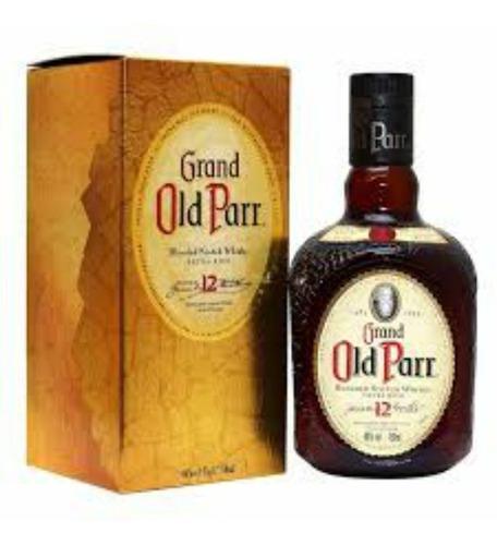 Imagen 1 de 10 de Whisky Grand Old Parr 12 Años. Envíos! Microcentro!