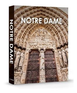 Livro Caixa Decorativo Book Box Notre Dame 30x24x4cm
