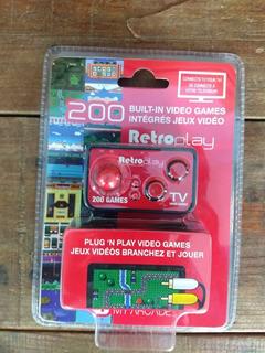 Consola De Videojuegos Retro De La Marca My Arcade De 200 Ju
