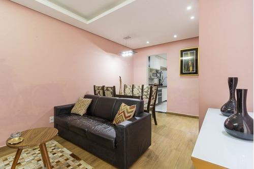Imagem 1 de 13 de Apartamento À Venda, 2 Quartos, 1 Vaga, Camargos - Belo Horizonte/mg - 23131