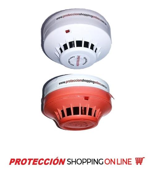 Detector Óptico De Fumaça Convencional