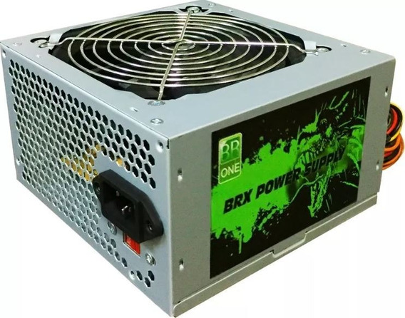 Fonte Br-one 350w Real Up-s350 Atx