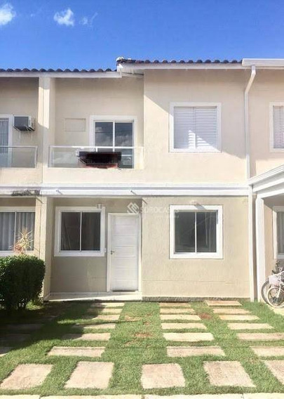 Casa Com 175 M² - Venda Ou Aluguel - Condomínio Village Salermo - Sorocaba/sp - Ca1609