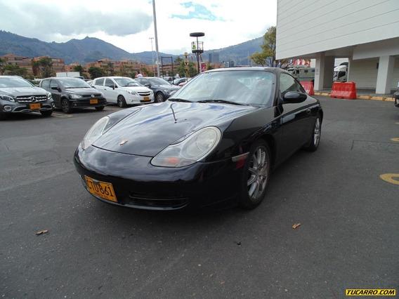 Porsche 911 Carrera 3.4 At