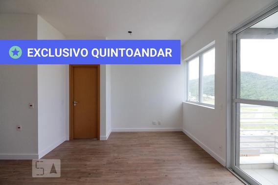 Apartamento No 13º Andar Com 2 Dormitórios E 1 Garagem - Id: 892866059 - 166059