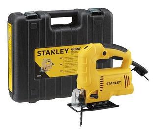 Sierra Caladora Profesional Stanley Sj60k 600w Maletin