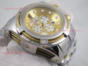 Relógio Invicta Bolt Zeus Reserve Chronograph 0822 Caixa Ori