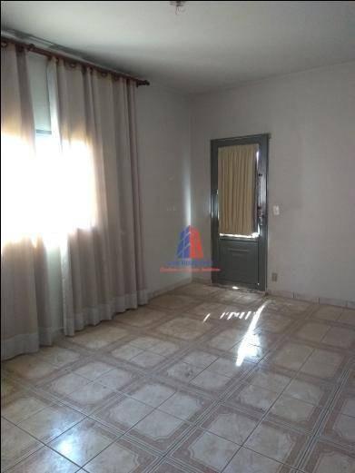 Casa Com 3 Dormitórios À Venda, 160 M² Por R$ 310.000 - Vila Mariana - Americana/sp - Ca1025