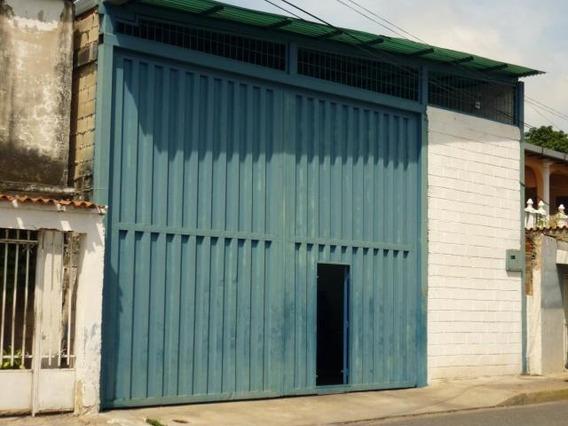 Galpon En Venta Zona Industrial San Vicente Cod. 19-5970