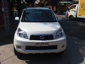 Daihatsu Terios Full Version De Lujo