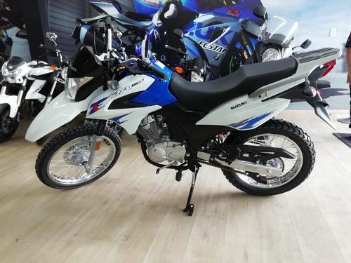 Suzuki Dr 150 Una Moto Diseñada Para Todo Terreno
