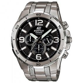 Relógio Casio Efr-538zd-1avdf Edífice Masc Preto - Refinado