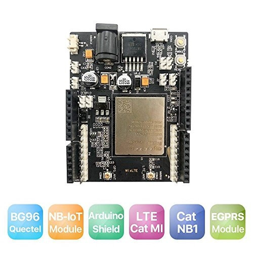 Rakwireless Wislte Quectel Bg96 Nbiot Arduino Friendly Board